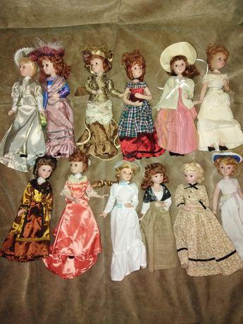 "Куколки колекції ""Дами епохи"""