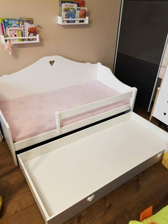 Łóżeczko dziecięce z szufladą, dobry stan