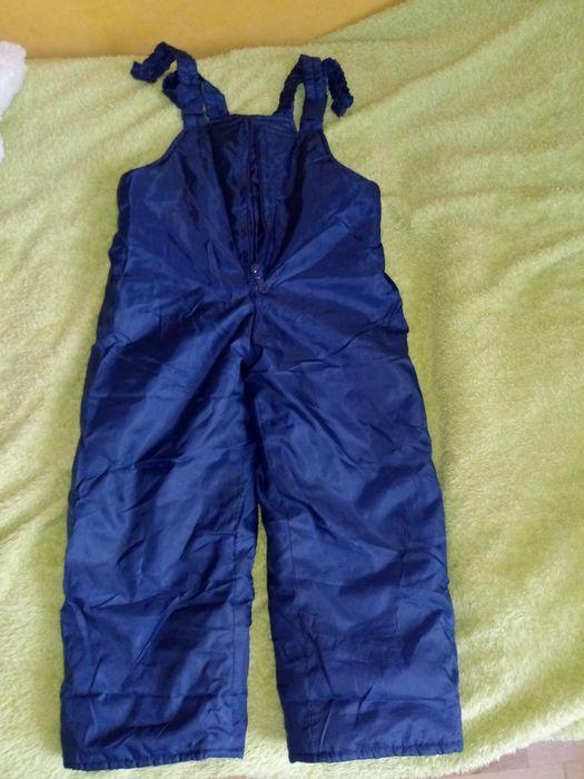 Spodnie na sanki 104/110 Zabrze - image 1