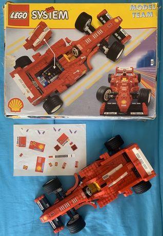 Lego System 2556 Model Team F1 Ferrari