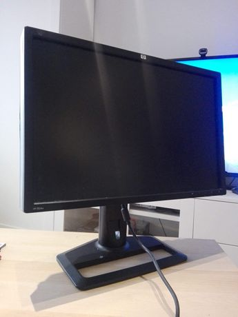 Monitor hp zr24 24 całe full hd