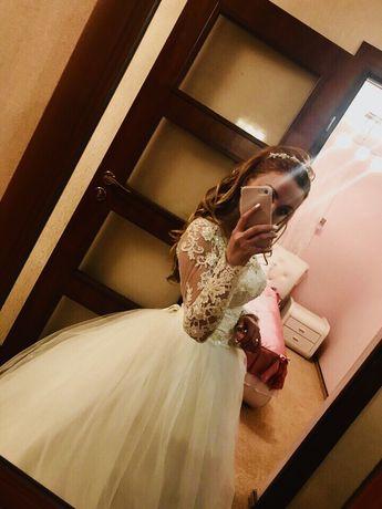 Продам весільну сукню!