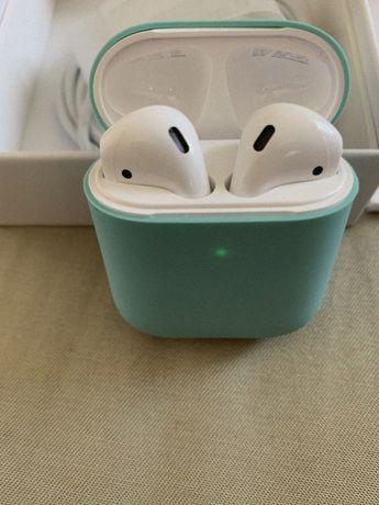 Apple Airpods 2 Оригинал в хорошем состоянии