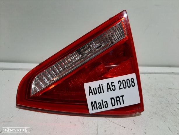 Farolim da mala Dto Usado AUDI/A5 Coupé- cabrio (8T3)/2.0 TDI | 08.08 - 03.12 RE...