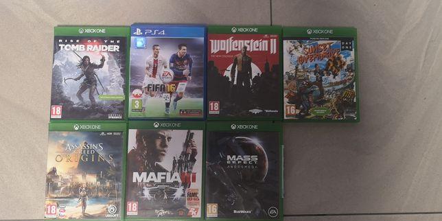 Xbox one gry uzywane