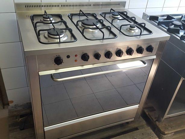 Kuchnia gazowa 5 palnikowa