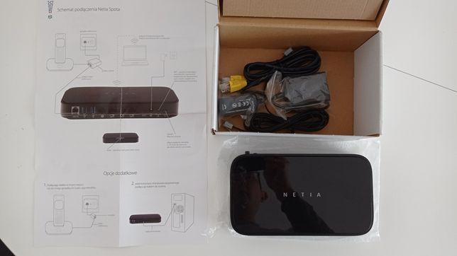 Sprzedam router Netia Spot. Stan idealny!!!