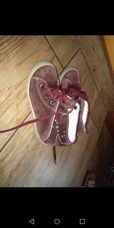 Buty dziewczęce przejściowe