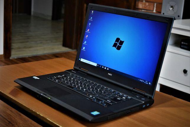 Laptop 15,6 NEC VersaPro VD-J |i5 -4gen|8GB|256 SSD|Win10|Grade A|DVD