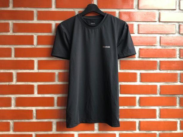 Reebok мужская футболка термо компрессионнка Рашгард размер M рибок Б