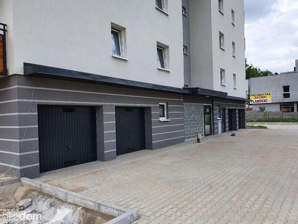 Garaż w Kościanie ul. Gostyńska