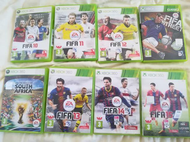 Gra gry Xbox 360 FIFA Street