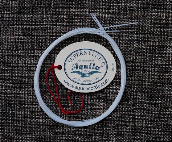STRUNY do ukulele Aquila + GRATIS: 3 PIÓRKA !!!