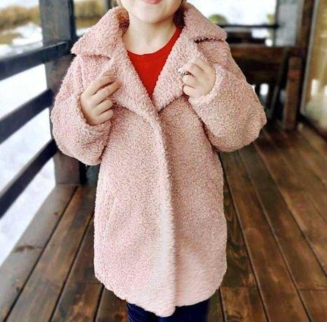 Шубка teddy шуба тедди teddy bear пальто букле (Primark) 10-11 лет