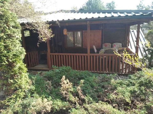 Wolny domek od  22 sierpnia w Zbicznie nad jeziorem Łąki dla 6 osób