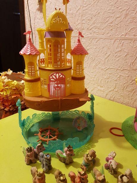 Замок морской