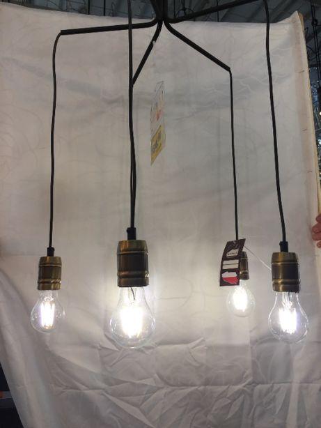 OBI Jupiter Lampa Borneo 5x60W E27. Obniżka z 235zł na 164,80zł