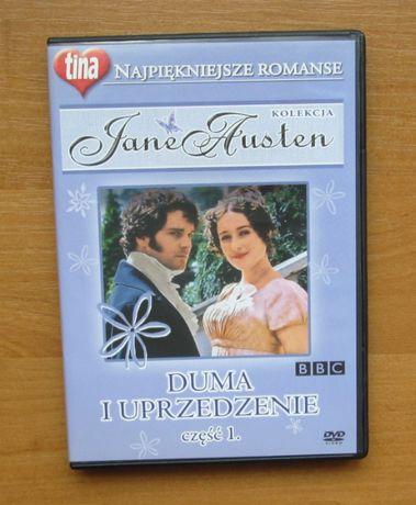 DVD Duma i uprzedzenie część 1