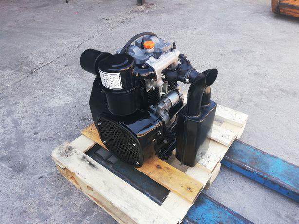 Silnik Lombardini 25LD425 , Ruggerini MD190 , 20KM , Jak nowe
