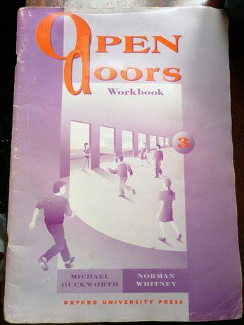 Open Doors workbook 3 (Oxford University press)