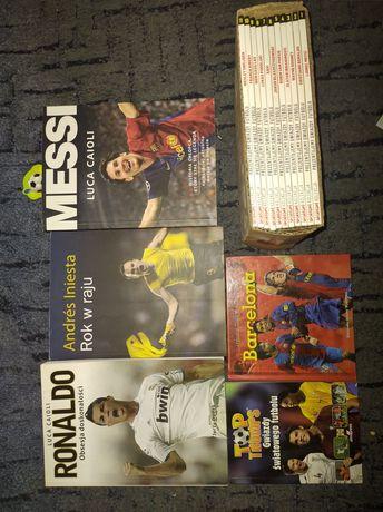 Książki o piłkarzach