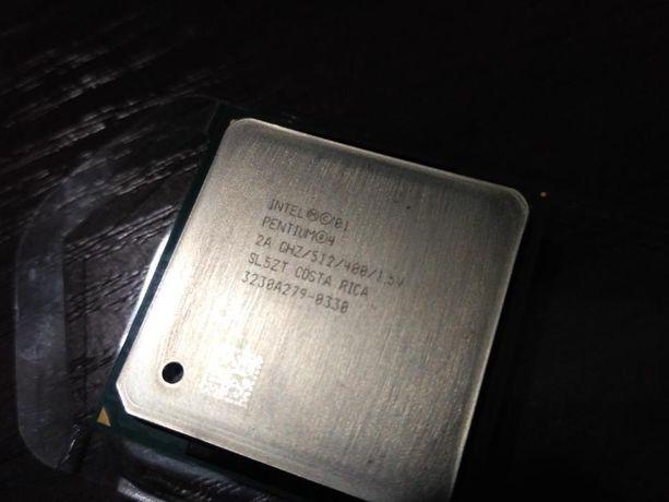 Процессор Intel® Pentium® 4 2A GHz, 512/400/1.5v SL5ZT COSTA RICA