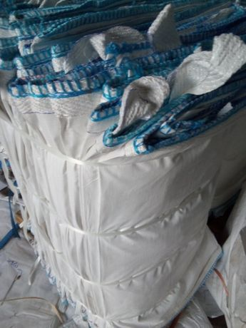 Worek typu Big Bag 100/100/175 cm idealny na drewno wióra trociny
