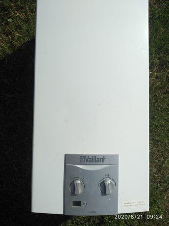 Piecyk gazowy VAILLANT