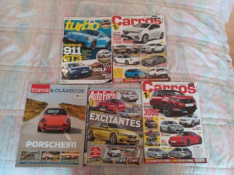 Revistas de Carros 0,5€ cada