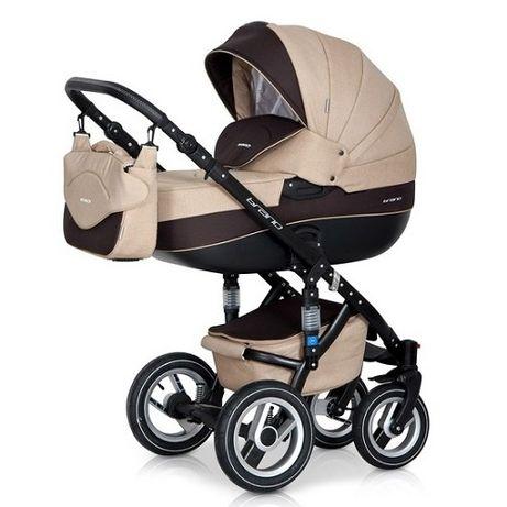 Продам детскую коляску 2 в 1 Riko Brano  в идеальном состоянии