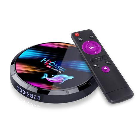 СМАРТ ТВ приставка H96 MAX X3 на Android 9.0 Amlogic S905X3