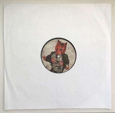 Платівка Various — Red Wolf EP стан конверта NM, стан платівки NM
