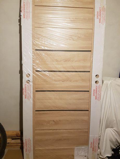 Drzwi Wewnetrzne Jandar 90 Sonoma