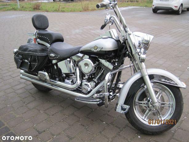Harley-Davidson Heritage HD Anniversary FLSTC 2003rok Gaźnik !!!
