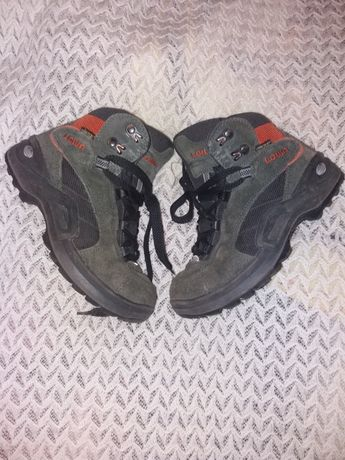 Термо ботинки lowa,  gore tex