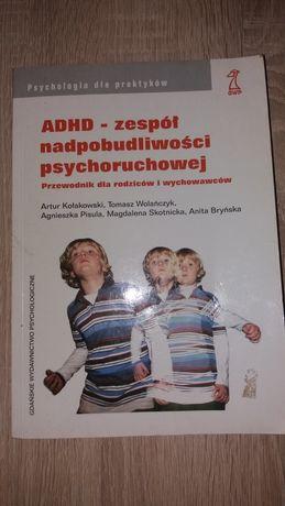 Książka ADHD