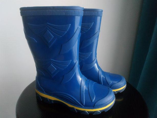Гумові чоботи литі