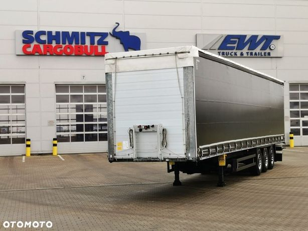 Schmitz Cargobull Scs 24/L - 13.62 Eb  Nowe Opony Hankook