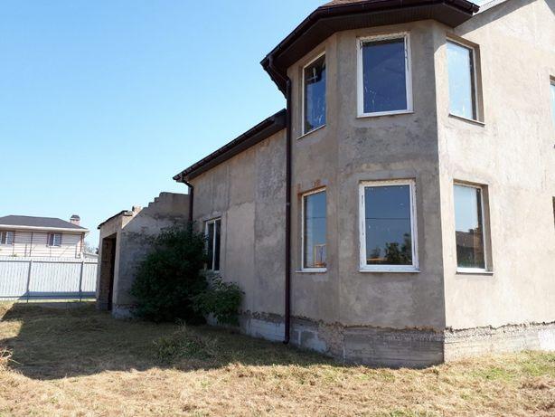 Продам новый дом под отделочные работы в селе Лески