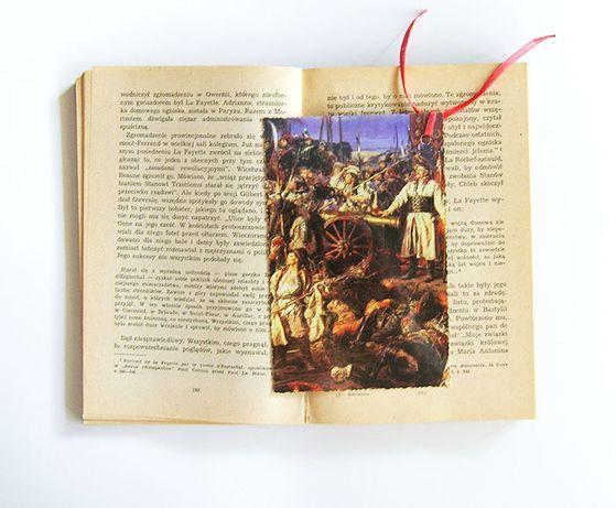 malarstwo polskie zakladka do książki, obrazy matejko zakładka ładna