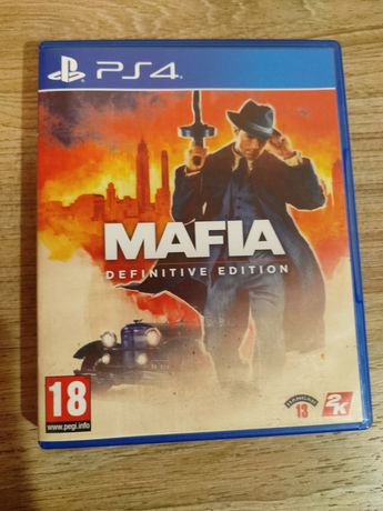 Mafia Definitive Edition PL PS4 Remake