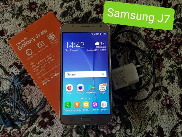 Пушка! Samsung J7 duos в Супер состоянии! Полный комплект!