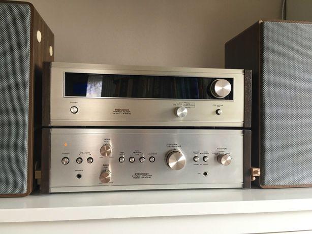 Pioneer SA-6200, TX-6200+Telefunken TL-500,