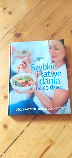 Szybkie i łatwe dania na co dzień - 365 potraw dla każdego