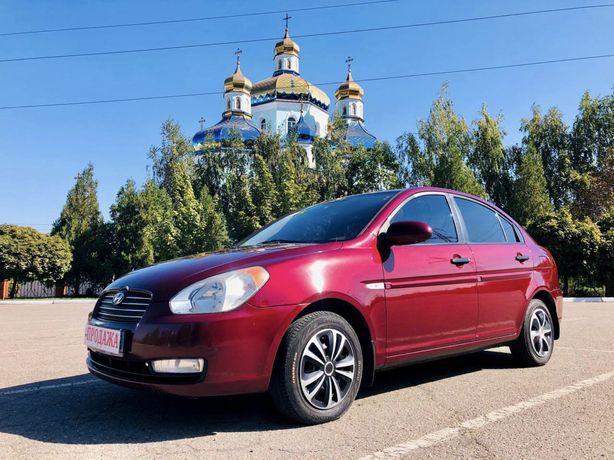 Авто Hyundai Accent 2008 1.4 БЕНЗИН АВТОМАТ[Рассрочка, взнос от 25%]