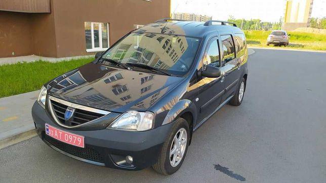 Продам Dacia Logan 7 мест