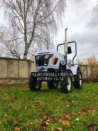 ТОП! Трактор Булат Т 25 -МАСТЕР+фреза+плуг,Мототрактор,ТОРГ,Доставка