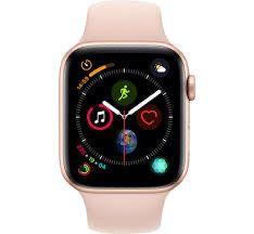 Apple Watch 4 gold + dodatkowy pasek