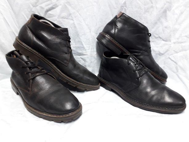 Ботинки кожа оригинал, Rieker 44,41 размер.