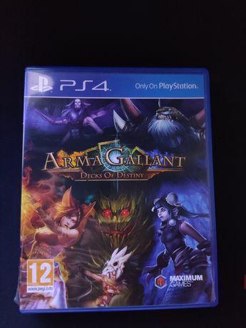 Arma Gallant Decks of Destiny PS4